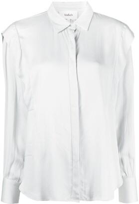 BA&SH Alia long-sleeve shirt