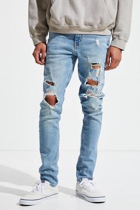 BDG Extreme Destructed Skinny Jean
