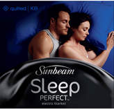 Sunbeam Sleep Perfect King Quilted