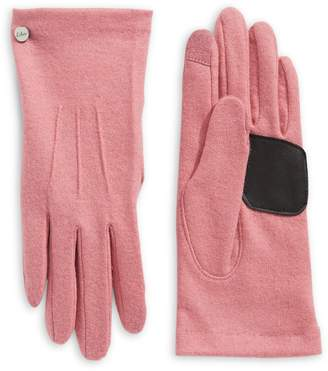 Echo Water-Repellant Touch Screen Wool-Blend Gloves