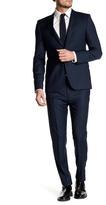 HUGO BOSS Aeron Hamen Two Button Teal Suit