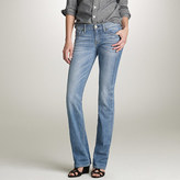 J.Crew Bootcut jean in faded blues