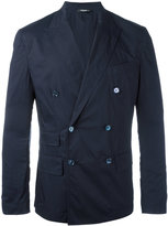 Dolce & Gabbana double-breasted blazer - men - Cotton - 48