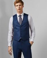 Ted Baker KERNALW Debonair slim wool waistcoat