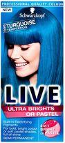 Schwarzkopf LIVE Ultra Brights 096 Turquoise Temptation Hair Dye