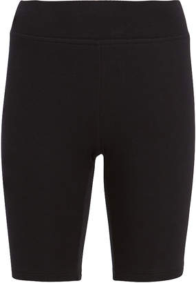 ATM Anthony Thomas Melillo Rib Knit Bike Shorts