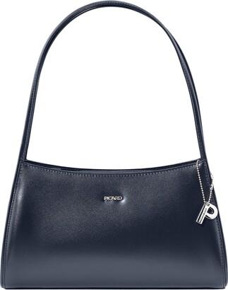 Picard Handbag from Genuine Leather L Berlin Leather 18 x 31 x 9 cm (H/B/T) Women Handbag (5611)
