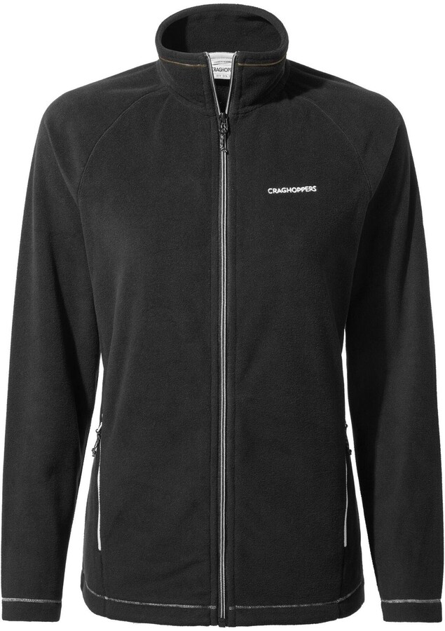 Thumbnail for your product : Craghoppers Miska Fleece Full ZipJacket - Black