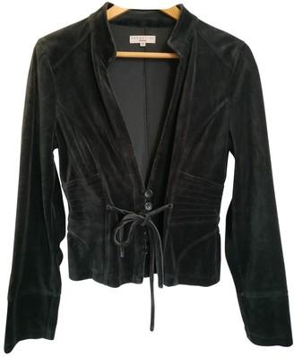 Essentiel Antwerp Black Cotton Jacket for Women