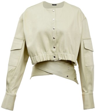 Z.G.Est Short Cotton Jacket Embrace