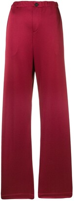 Golden Goose mid rise palazzo trousers