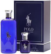 Polo Ralph Lauren Blue Eau de Toilette 3-Piece Home and Travel Edition