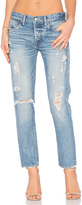 Moussy Aberdeen Distressed Skinny