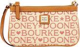 Dooney & Bourke Tapestry Slim Wristlet