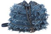 Chanel Fringe Bucket Bag