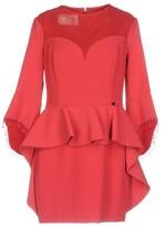 Elisabetta Franchi Passepartout Dress By Celyn B. PASSEPARTOUT DRESS by CELYN b. Short dress