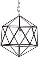 Apt2B Lorena Ceiling Lamp Large ANTIQUE BROWN