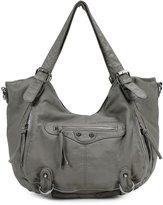 Scarleton Chic Soft Wed Front Zipper Pocket Shoulder Bag H180524