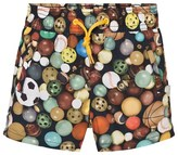 Paul Smith Balls Print Swim Shorts