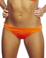 Nicolita Swimwear - Knotty By Day - Hipster Bikini Bottom Mango Orange