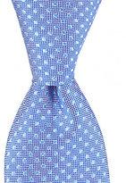 Roundtree & Yorke Trademark Dotted Slim Tie