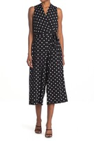 Thumbnail for your product : Sandra Darren Ity Polka Dot Jumpsuit