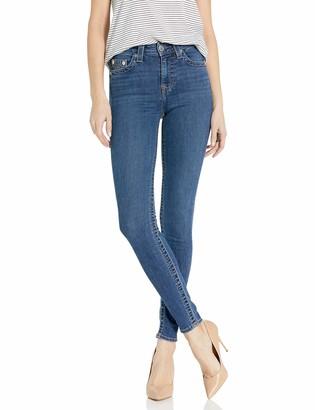 True Religion Women's Halle High Rise Skinny Leg fit Jean