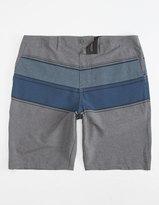 VALOR Method Stripe Mens Hybrid Shorts