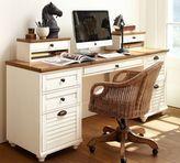 Pottery Barn Whitney Rectangular Desk