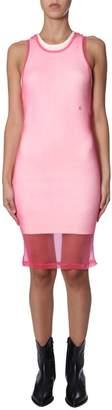 Helmut Lang Sleeveless Tank Dress