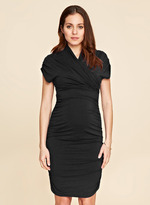 Isabella Oliver The Urban Ruched Maternity Dress