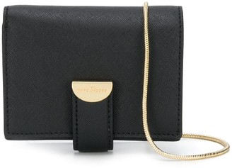 Marc Jacobs The Half Moon small wallet-on-chain