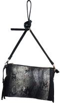 Urban Originals 'Infinity' Snake Embossed Convertible Crossbody Bag