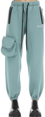 Natasha Zinko Heavy Cotton Jersey Pants