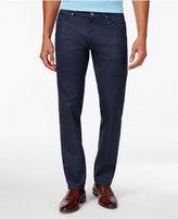 Calvin Klein Men's Twill Herringbone Pants