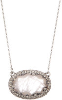 House Of Harlow Tanga Coast Crystal Cutout Pendant Necklace