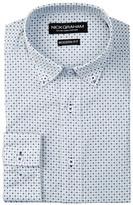 Nick Graham Print Modern Fit Dress Shirt