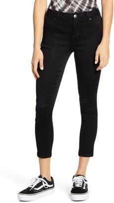 1822 Denim Butter Crop Skinny Jeans