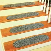 Wildon Home Cherokee Denim Indoor/Outdoor Stair Tread