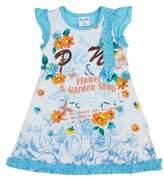 Pampolina Girl's Kleid M. Flügelarm 6483128 Dress