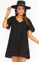 Show Me Your Mumu Crystal Tunic Dress