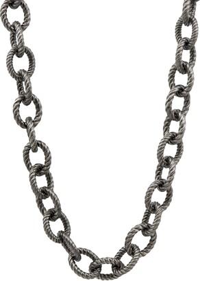 Freida Rothman Toggle Chain Necklace