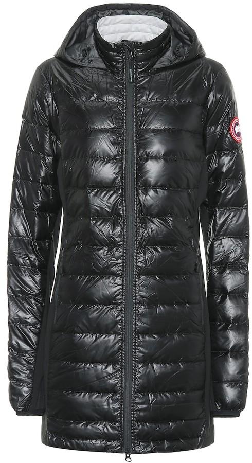 Canada Goose HyBridge Lite down coat
