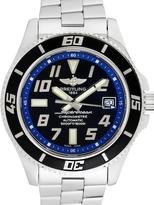 Breitling Vintage Super Ocean Stainless Steel Watch, 42mm