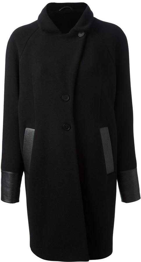 Karl Lagerfeld 'Ozzy' overcoat