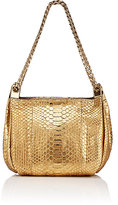Lanvin WOMEN'S TILDA PYTHON MINI SHOULDER BAG