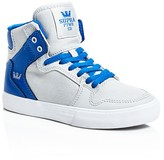 Supra Boy's Vaider High Top Sneakers - Toddler, Little Kid, Big Kid