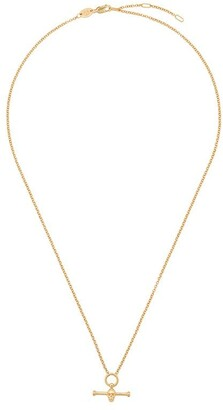 Northskull T Bar Skull Necklace