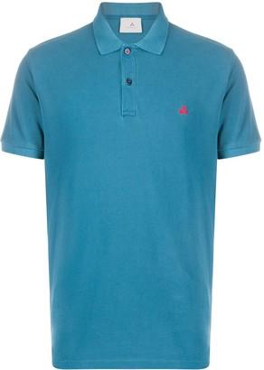 Peuterey Short Sleeve Logo Polo Shirt