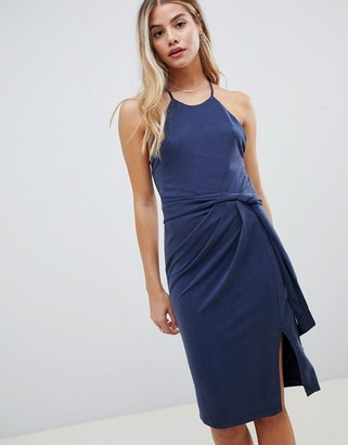 Style Stalker Stylestalker Mischa Belted Mini Dress
